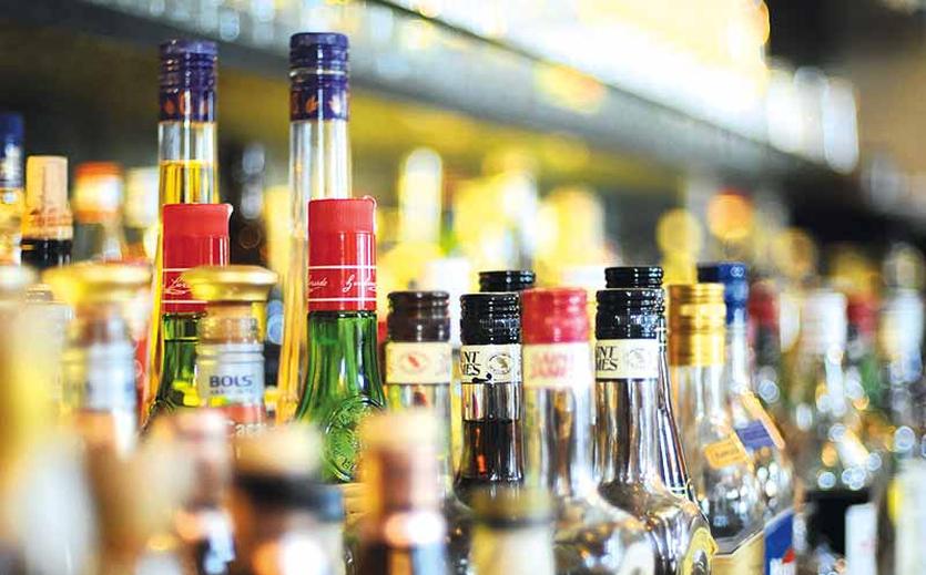 Spirituosen-Hersteller revidieren ihre Jahresprognosen