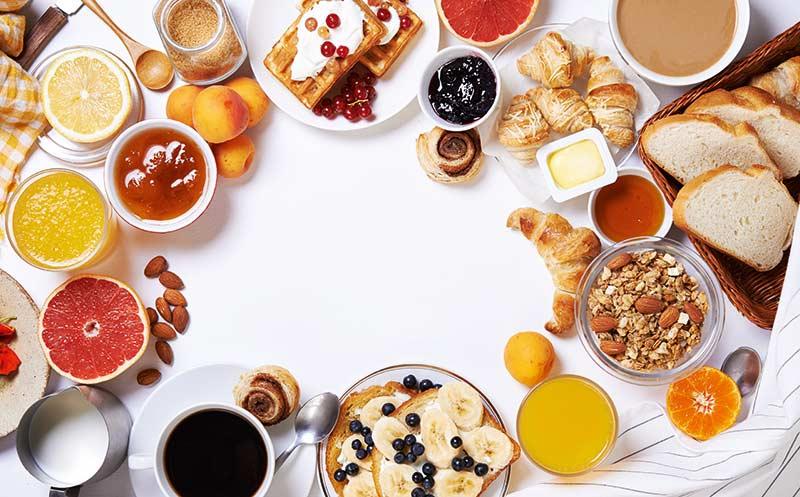 Frühstücksprodukte: Wieder am Tisch