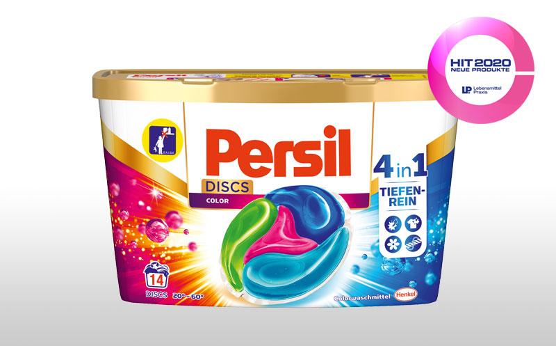 Persil Discs feiern 1. Geburtstag