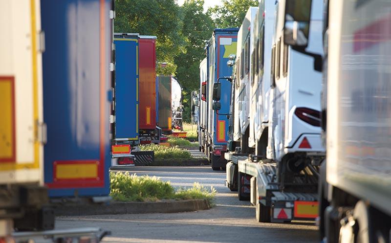 Neue Vorschriften für den Transport in Europa