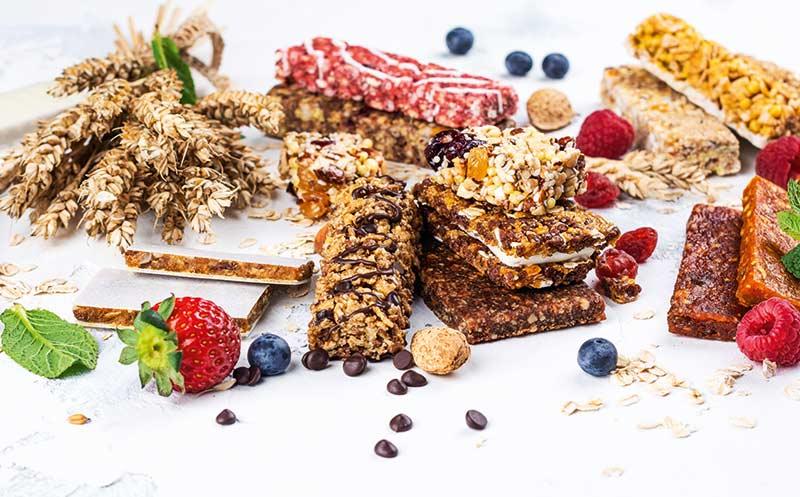 Süßwaren: Weniger Zucker, mehr Ballaststoffe