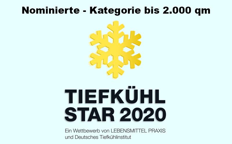 Nominierte - Kategorie bis 2.000 qm
