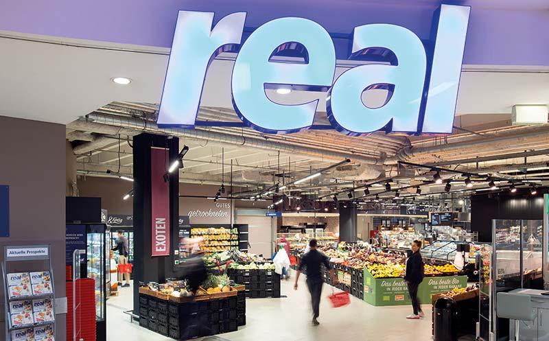 Bundeskartellamt prüft Kauf der Real-Standorte