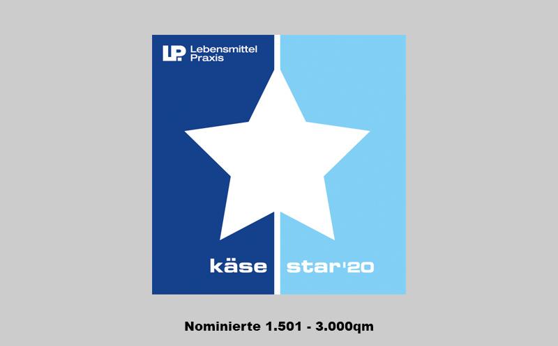 Nominierte - Kategorie 1.501 bis 3.000 qm