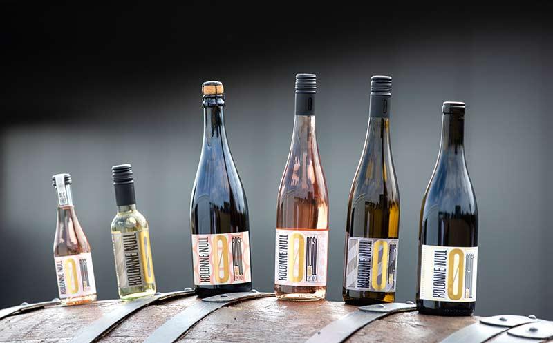 Alkoholfreier Wein