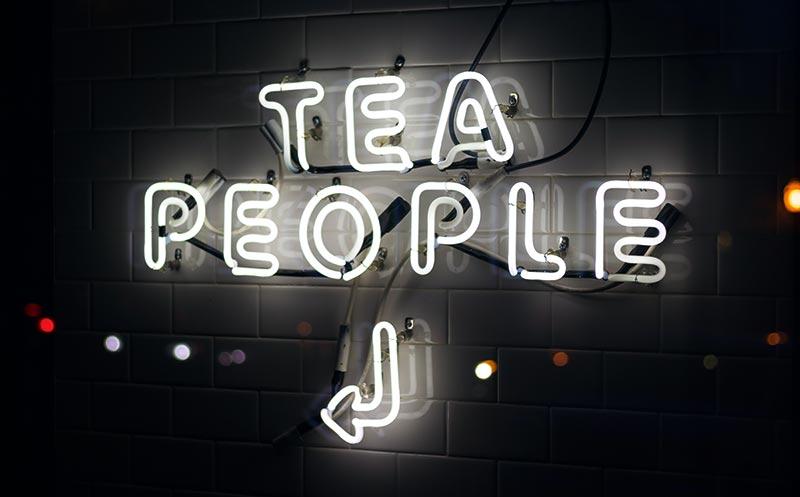 Bio-Tee wächst