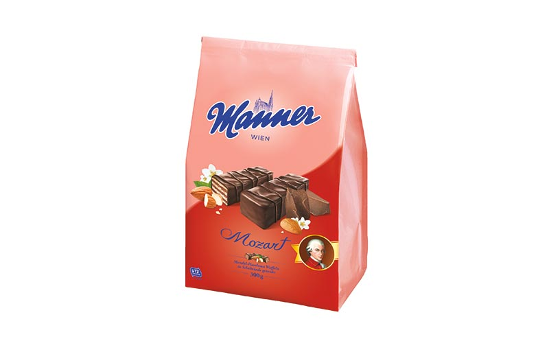 Manner Mozart Waffeln/Josef Manner & Comp. AG