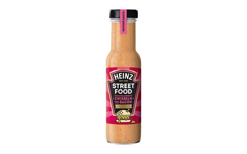 Heinz Streetfood-Soßen/H.J. Heinz