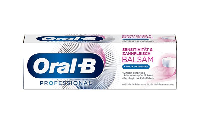 Oral-B Zahncreme Sensitivität & Zahnfleisch Balsam/Procter & Gamble