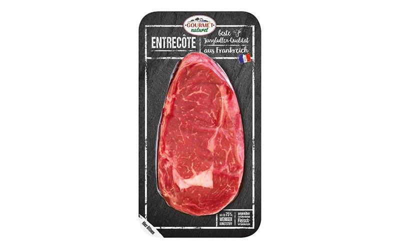 Fleisch, Wurst und Geflügel - Gold: Gourmet naturel Französische Steakspezialitäten/Bell Deutschland