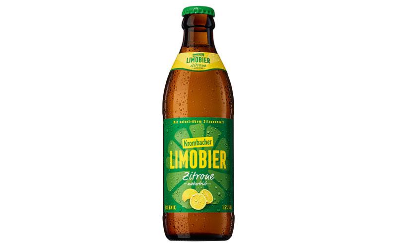 Bier - Bronze: Krombacher Limobier/Krombacher Brauerei Bernhard Schadeberg