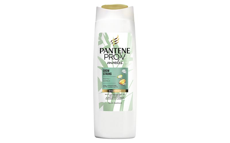 Haarpflege - Bronze: Pantene Pro-V Miracles Grow Strong/ Procter & Gamble