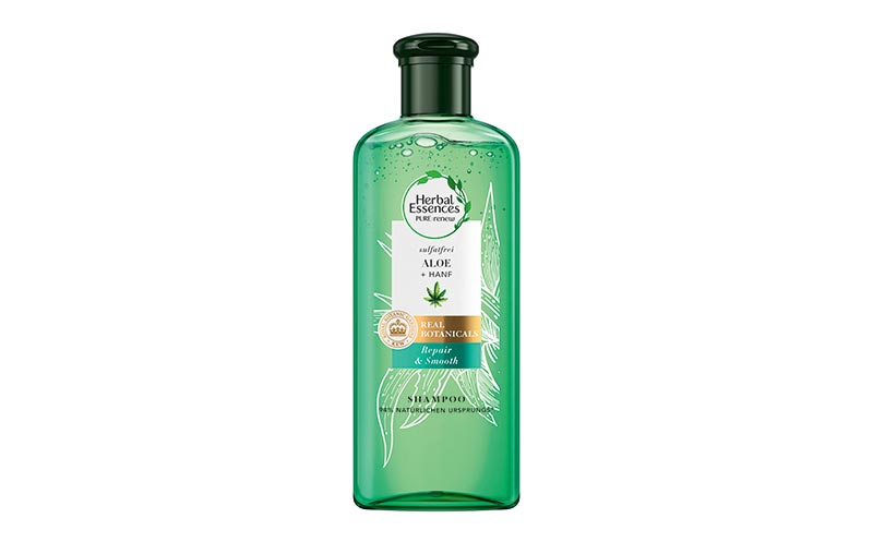Artikelbild zu Artikel Herbal Essences Pure: Renew Aloe + Hanf/Procter & Gamble