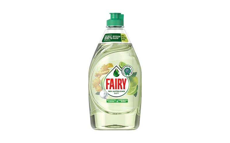 Fairy Naturals und Pure/Procter & Gamble