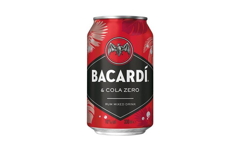 Bacardi & Cola Zero/Bacardi
