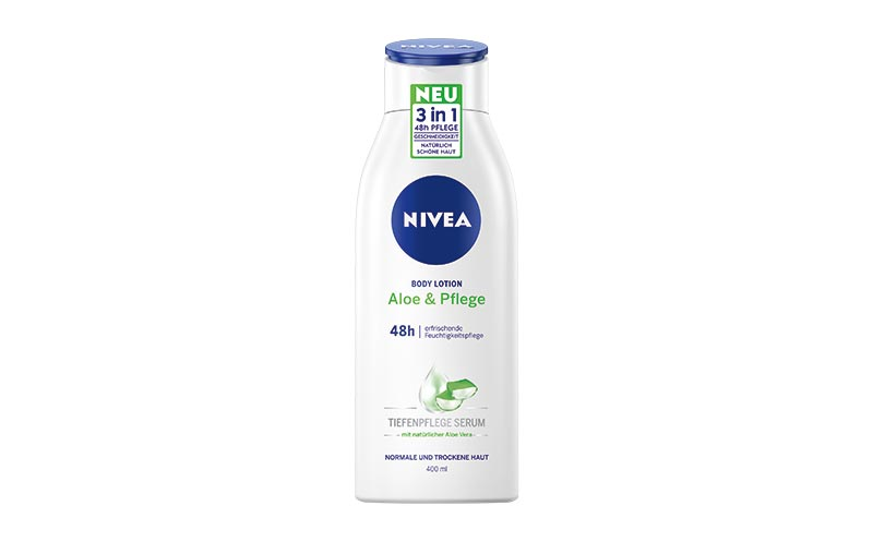 Nivea Body Aloe & Pflege Body Lotion/Beiersdorf
