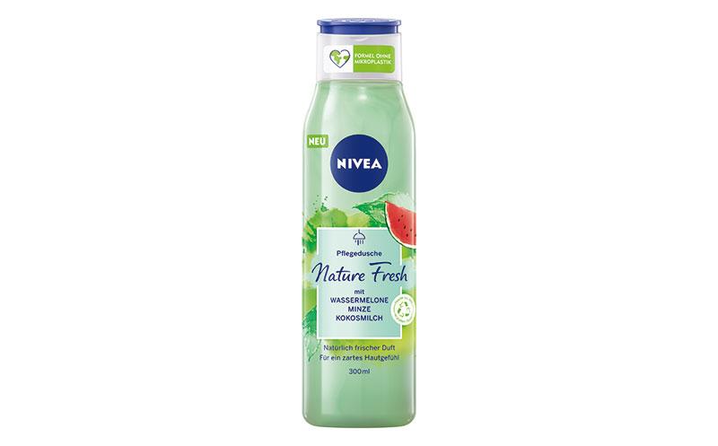 Nivea Nature Fresh Pflegeduschen/Beiersdorf