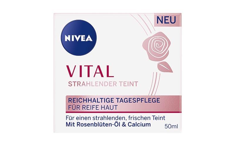 Nivea Vital Strahlender Teint/Beiersdorf