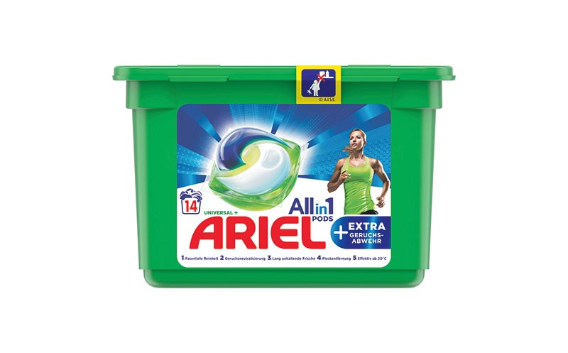 Ariel All-in-1 Pods Extra/Procter & Gamble
