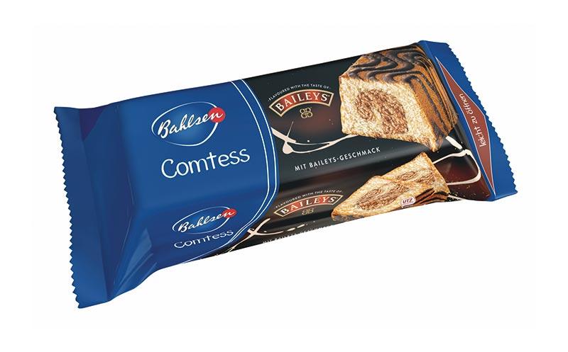 Kuchen und Backmischungen - Silber: Bahlsen Comtess Baileys/Bahlsen
