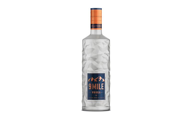 9 Mile Vodka/MBG International Premium Brands