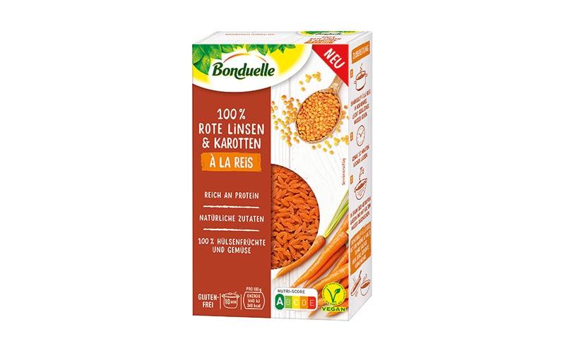 Nährmittel - Bronze: Bonduelle à la Reis/Bonduelle Deutschland