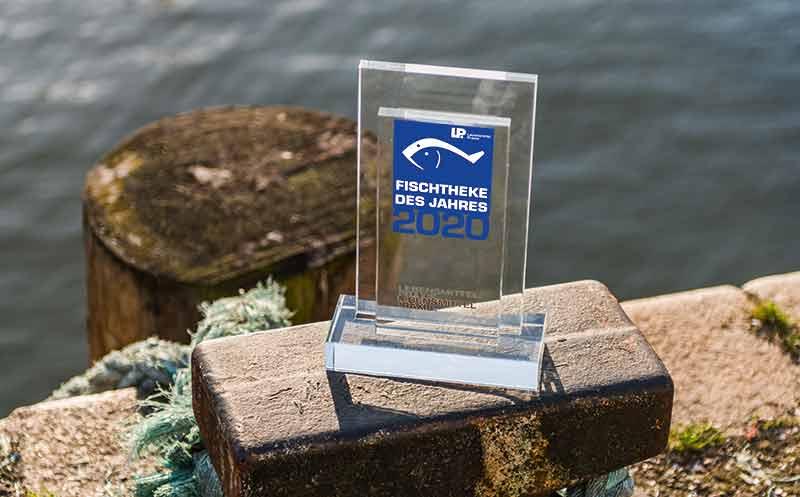 Fischtheke des Jahres 2020: Top-Adressen für Frischfisch