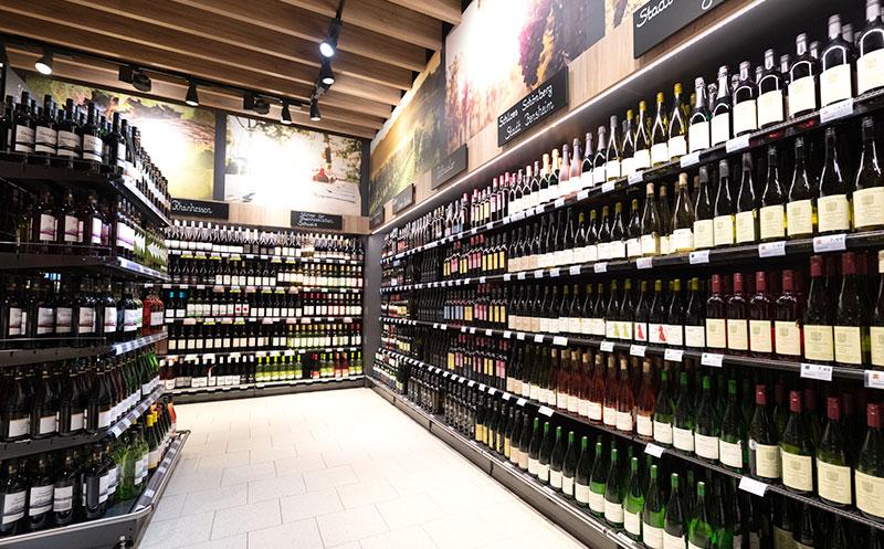 Stabiler Absatz für deutsche Weine