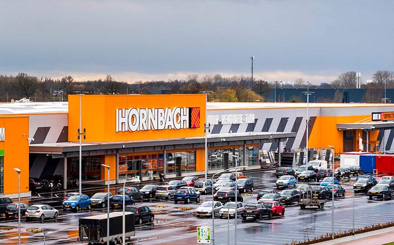Hornbach: Krisenfest