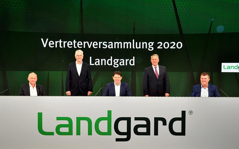 Landgard: Positive Geschäftsentwicklung
