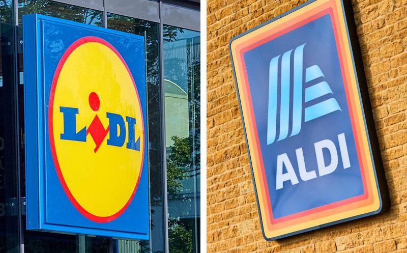 Aldi und Lidl drängen in die Fußgängerzonen