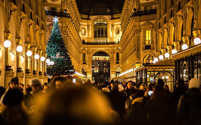 Weihnachtsgeschäft weiterhin schwach