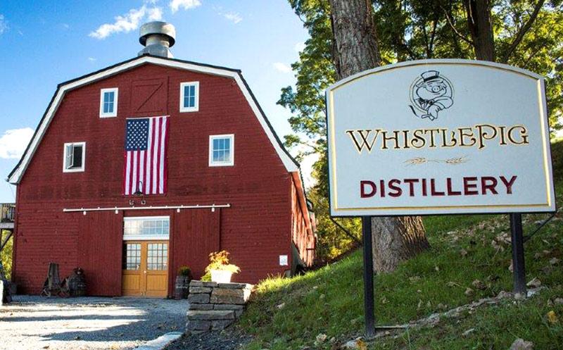 Beteiligt sich an Luxuswhiskey-Hersteller WhistlePig