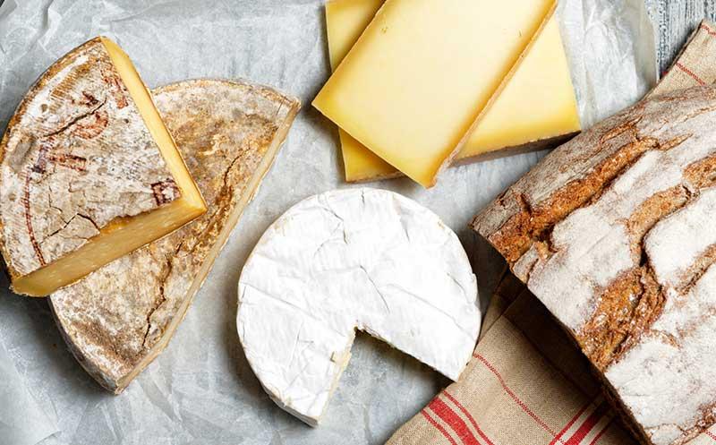 Ein gutes Käsebrot