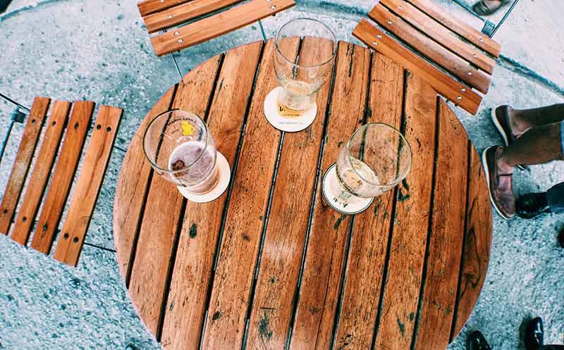 Bier-Markt: Rabenschwarzes Jahr