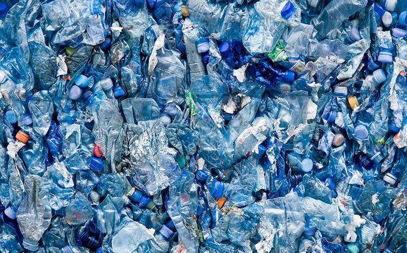 Kaufland: Neue Produkte aus recyceltem Plastik