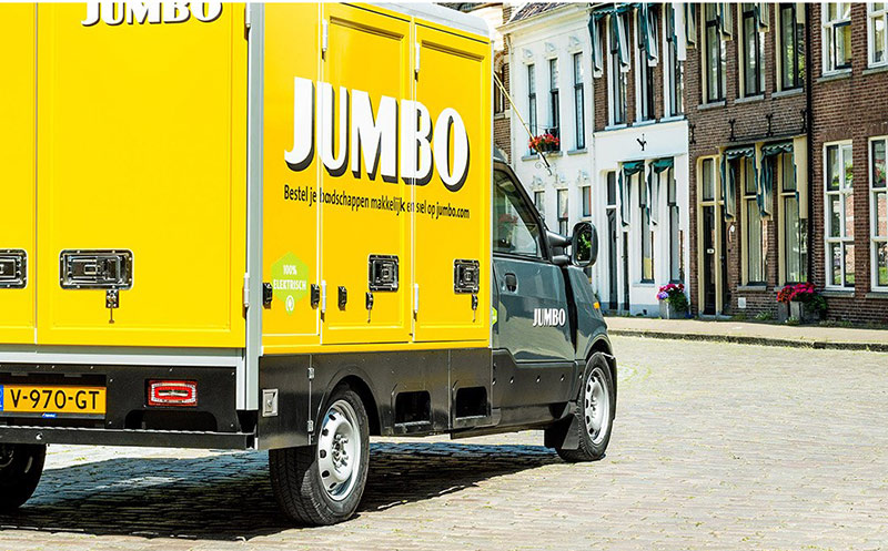 Niederlande: Jumbo eröffnet neues Vertriebszentrum