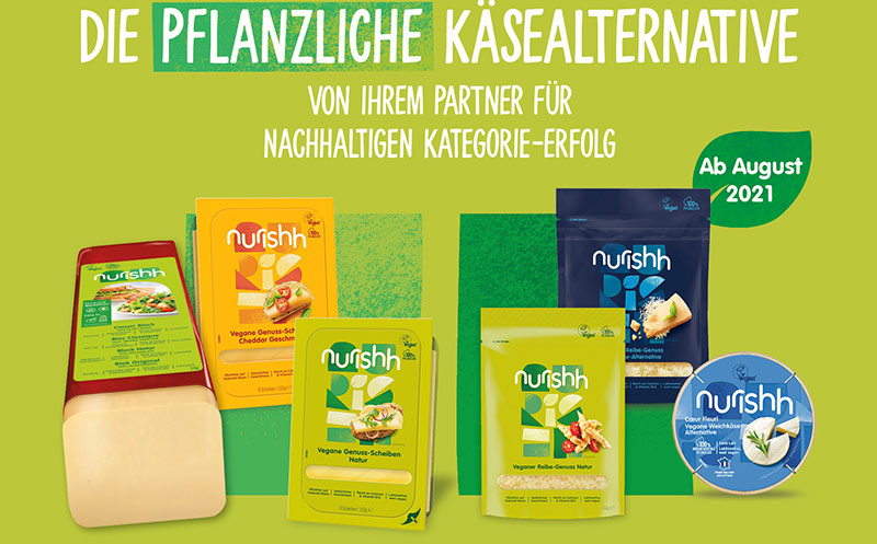 Bel Group startet mit veganem Sortiment