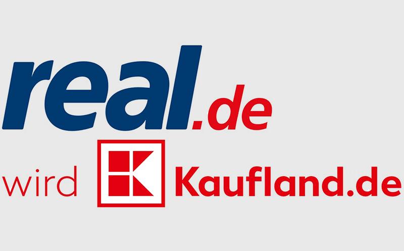 real.de wird kaufland.de
