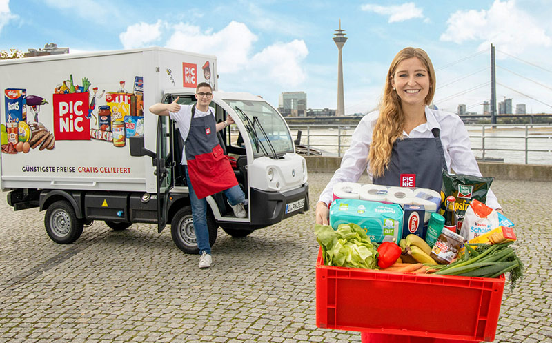 Deutschland: Picnic eröffnet zweiten Standort in Düsseldorf