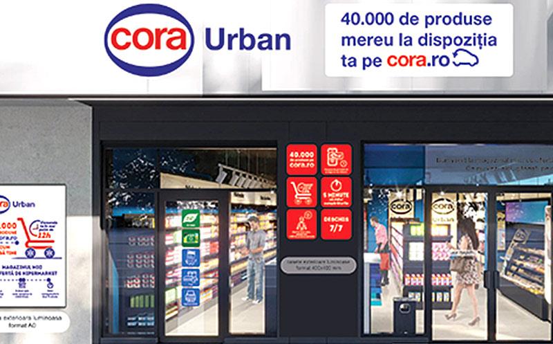 Cora steigt in den Nachbarschaftsmarkt ein