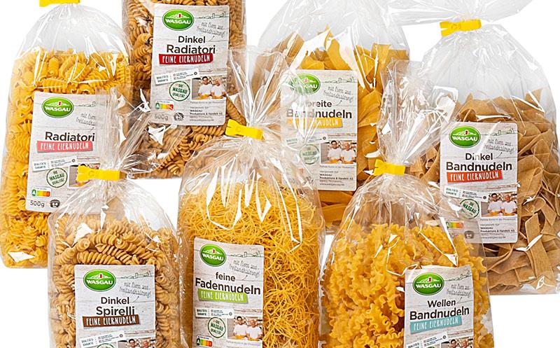 Nutri-Score für Wasgau-Marken