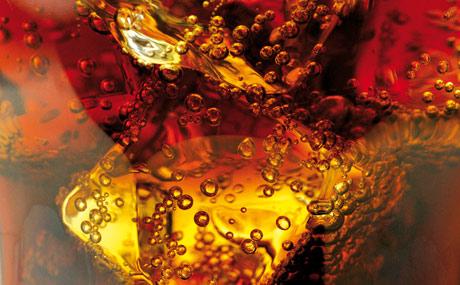 Auslistung von Coca-Cola-Marken