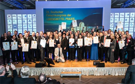 22. Deutscher Fleischkongress der LP: Fleisch-Stars 2014 stehen fest