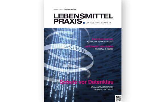 Ausgabe 07/2014 vom 11.04.2014: Schutz vor Datenklau