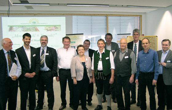 IG-Für-Symposium zum Thema Tierwohl