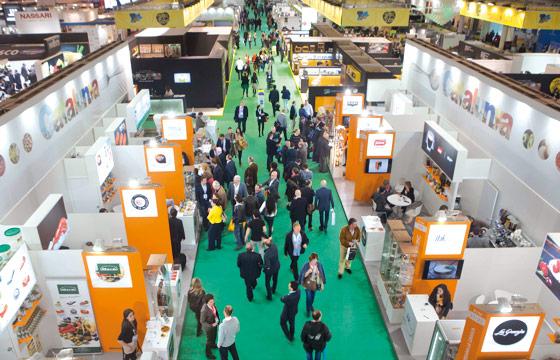 Export rückt stärker in Fokus Eindrücke von der Messe Alimentaria