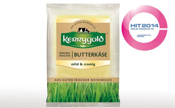 Kerrygold Butterkäse wird vom Handel auf Platz 1 gewählt