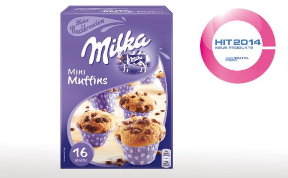 Milka Mini Muffins