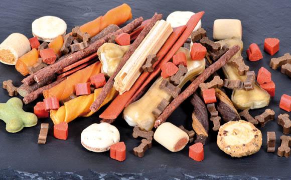 Tiernahrung:Lohnendes Snack-Segment